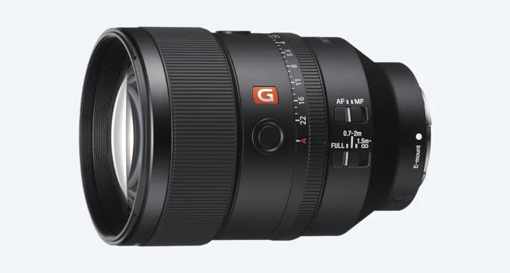Sony trình làng ống kính 135mm f/1.8 GM đầu tiên | 50mm Vietnam