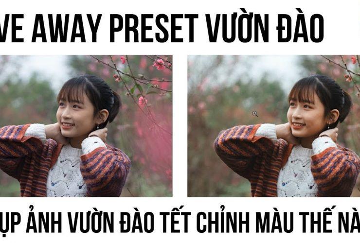 [TẶNG PRESETS] Màu ảnh vườn hoa đào cho ngày Tết thật đẹp! | Tập 11 | Phòng tối 50mm | 50mm Vietnam