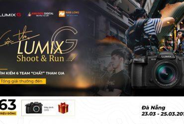 Lumix - Shoot & Run - cuộc đua khốc liệt cho các đội làm phim chuyên nghiệp | 50mm Vietnam