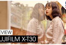 Fujifilm X-T30 - Máy ảnh crop XỊN nhưng giá lại TỐT   50mm Vietnam