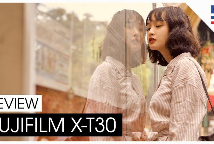 Fujifilm X-T30 - Máy ảnh crop XỊN nhưng giá lại TỐT | 50mm Vietnam