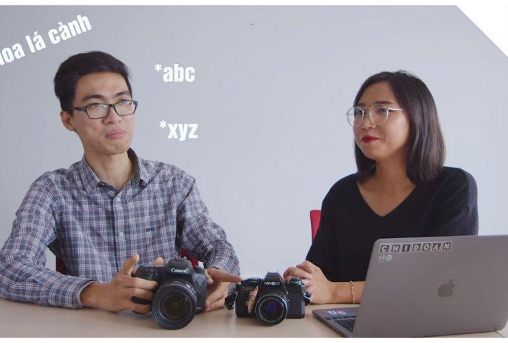 Thách thức thanh niên lần đầu chụp phim và cái kết | Tập 15 | Lên Phim Xuống Phố | 50mm Vietnam