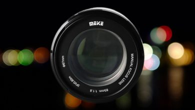 Meike trình làng ống kính 85mm đầu tiên cho Sony E | 50mm Vietnam