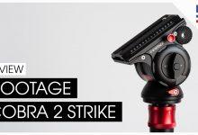 iFootage Cobra 2 Strike - Chân máy tiện lợi cho những người làm nghệ thuật   50mm Vietnam