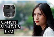 Canon 85mm f/1.8 USM - Ống kính cơ bản cho người chụp ảnh chân dung   50mm Vietnam
