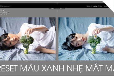 Hướng dẫn chỉnh màu ảnh Lookbook concept rau củ quả | Tập 1 | Phòng tối 50mm | 50mm Vietnam