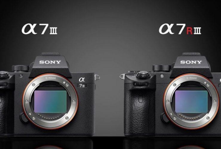 Sony cập nhật firmware 3.00 cho a7 III và a7R III | 50mm Vietnam