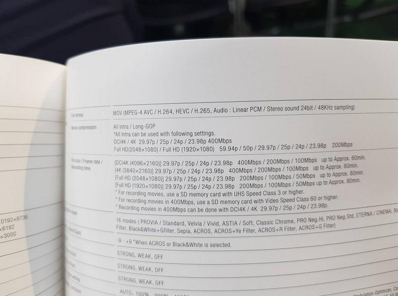 Fujifilm chính thức trình làng GFX 100S: thông số khủng, nức lòng các fan của Fujifilm | 50mm Vietnam