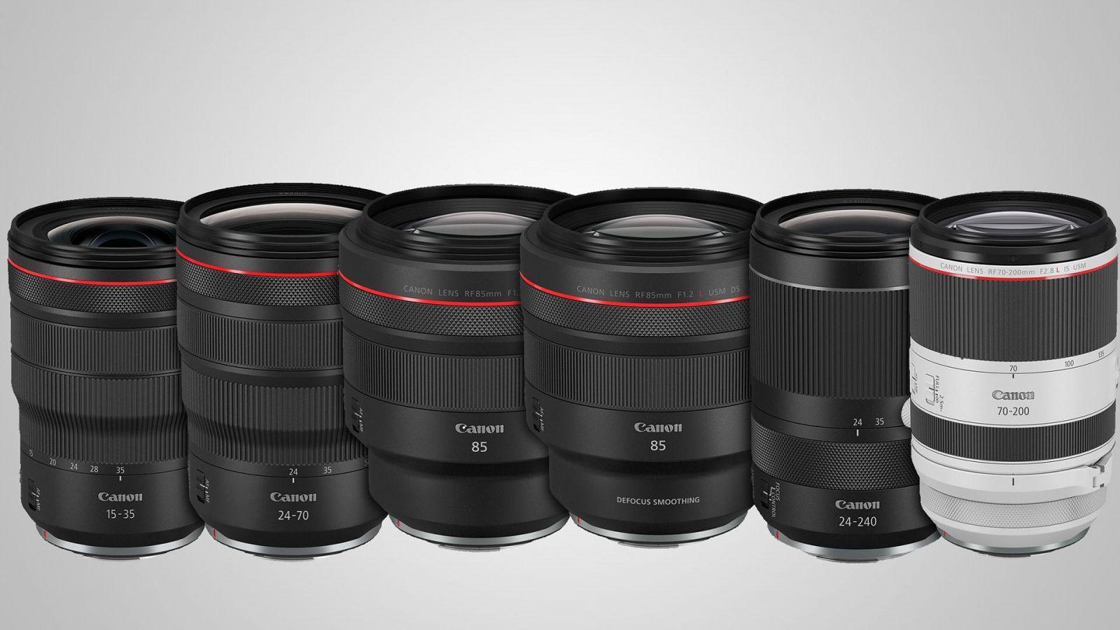 Canon đăng tải video giới thiệu công nghệ trên ngàm RF   50mm Vietnam