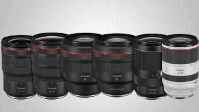 Canon đăng tải video giới thiệu công nghệ trên ngàm RF | 50mm Vietnam