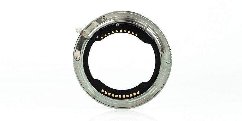 Techart TZE-01: ngàm chuyển từ ống kính Sony E sang Nikon Z   50mm Vietnam
