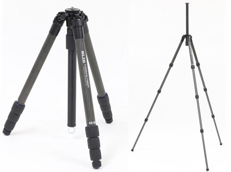 Slik trình làng các tripod và bộ đôi ballhead mới | 50mm Vietnam