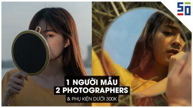 1 Người mẫu - 2 Photographers - Phụ kiện dưới 300k | Đồ Rẻ Ảnh Chất | Tập 8 | 50mm Vietnam