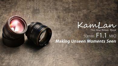 Kamlan trình làng ống kính 50mm f/1.1 MK2 cho người dùng mirrorless crop | 50mm Vietnam