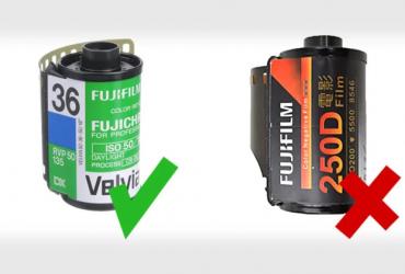 Fujifilm cảnh báo xuất hiện film cuộn giả trên thị trường   50mm Vietnam