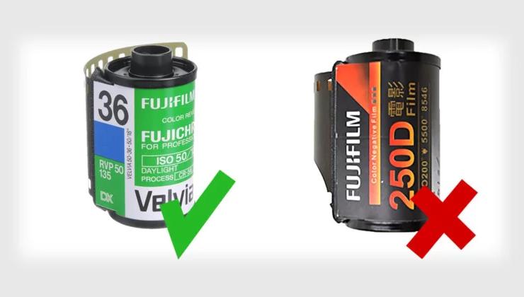Fujifilm cảnh báo xuất hiện film cuộn giả trên thị trường | 50mm Vietnam
