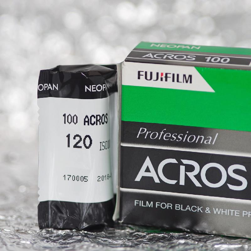 Fujifilm sẽ tái sinh phim cuộn NEOPAN 100 Acros vào cuối năm nay | 50mm Vietnam