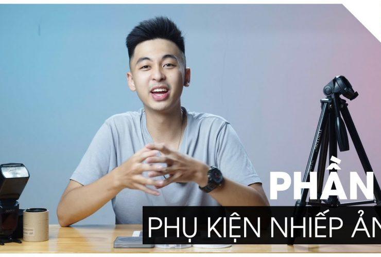 Đi chụp ảnh thì bạn nên mua phụ kiện gì? (Phần 2) | 50mm Vietnam