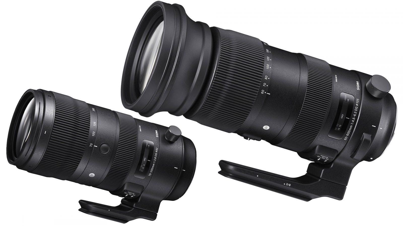 Sigma thông báo về sự cố ống kính 60-600mm và 70-200mm | 50mm Vietnam