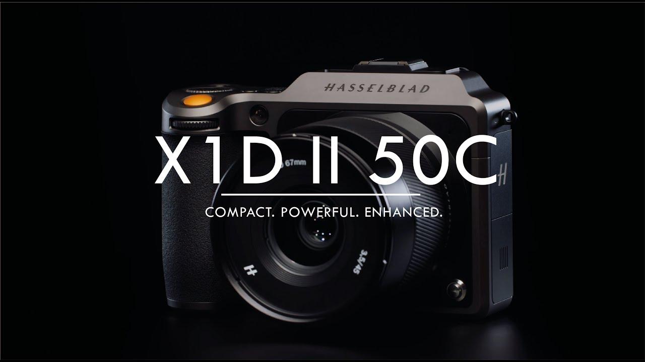 Hasselblad trình làng chiếc X1D II: đối thủ tiềm tàng của Fujifilm GFX 50R   50mm Vietnam