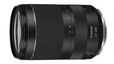 Canon ra mắt ống kính siêu zoom RF 24-240mm IS USM cho người dùng EOS R | 50mm Vietnam