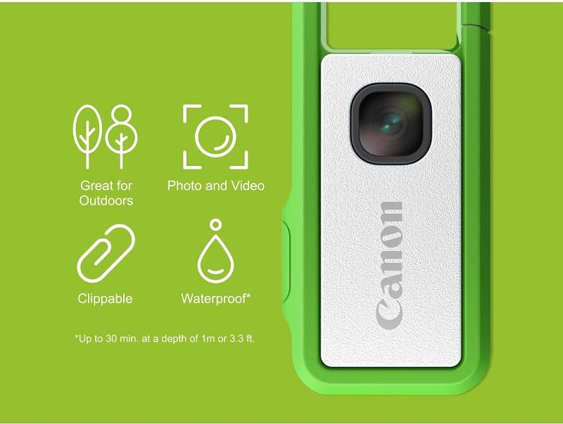 Canon IVY REC: Máy ảnh tí hon như USB | 50mm Vietnam