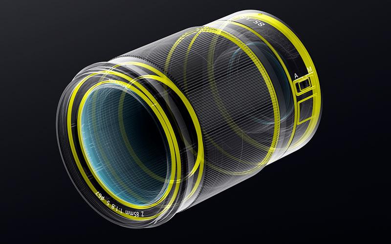 Nikon trình làng ống kính Nikkor Z 85mm f/1.8 S cho người dùng Nikon Z | 50mm Vietnam