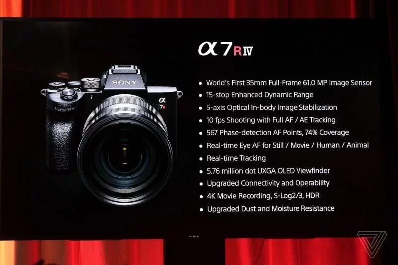 Sony trình làng a7R IV: quái vật 61 triệu điểm ảnh | 50mm Vietnam