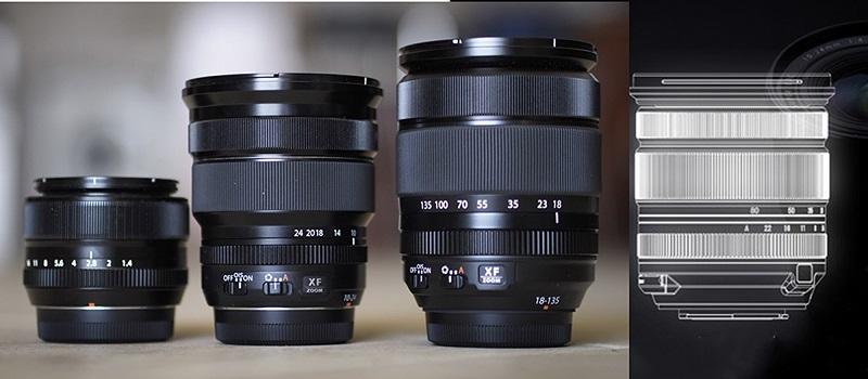 Fujifilm chính thức trình làng ống kính XF 16-80mm f/4 R OIS WR: chống rung 6 stop | 50mm Vietnam
