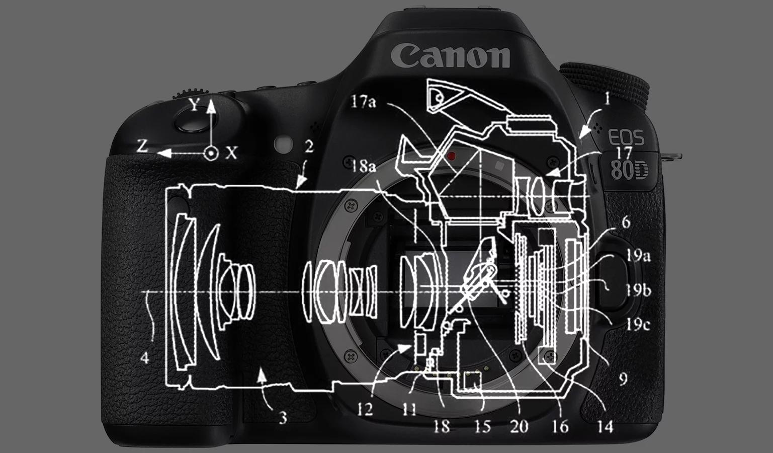 Canon sẽ đưa chống rung cảm biến lên DSLR vào cuối năm nay?   50mm Vietnam
