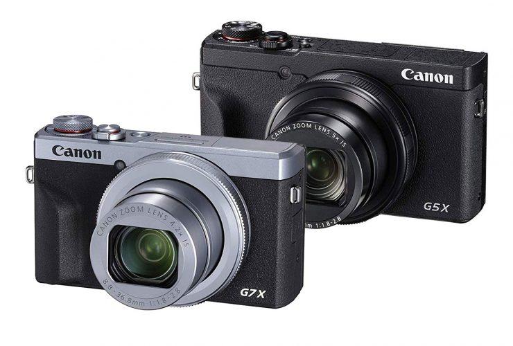 Canon trình làng bộ đôi compact Powershot G5X Mark II và G7X Mark III | 50mm Vietnam