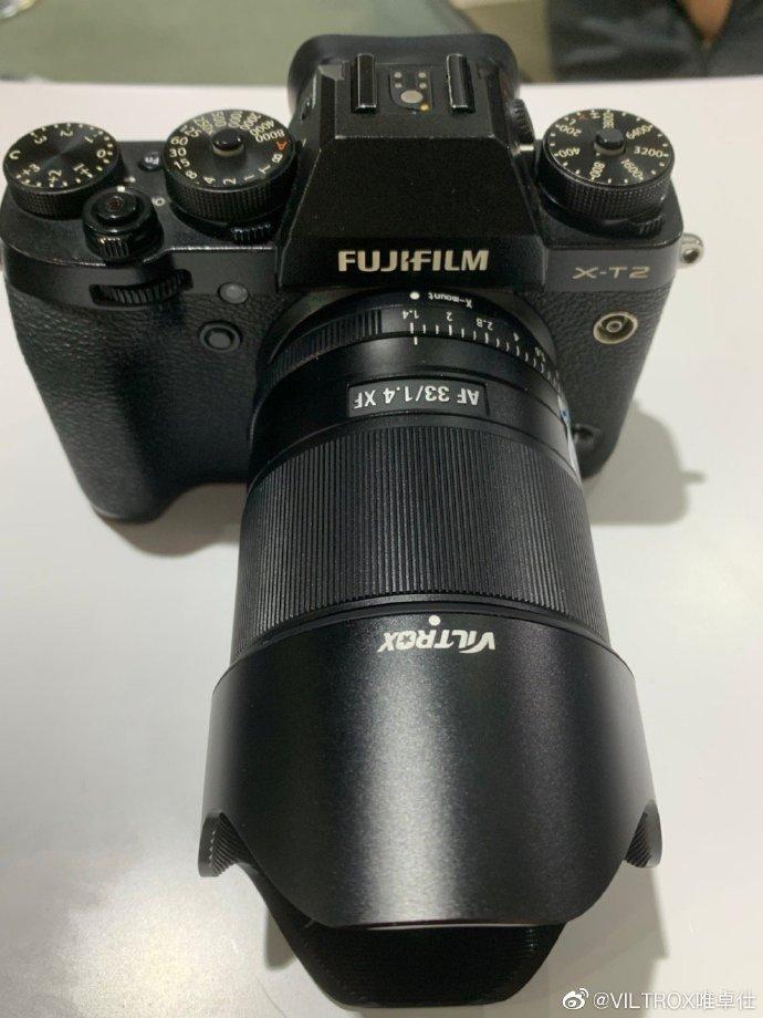 Viltrox trưng bày bộ ba ống kính crop 23mm, 33mm, 56mm cho Fujifilm, Sony, Leica | 50mm Vietnam