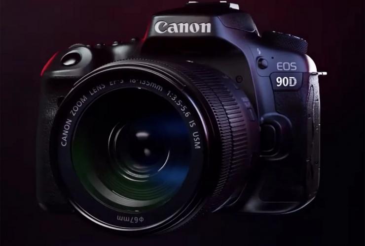 Rò rỉ video giới thiệu Canon EOS 90D: thực sự xứng đáng kế thừa 7D Mark II? | 50mm Vietnam