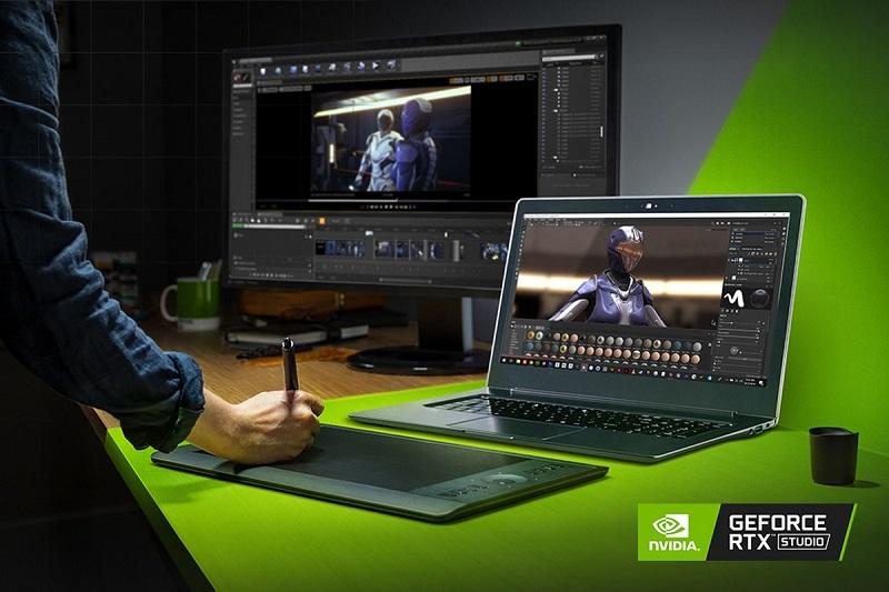 NVIDIA giới thiệu phiên bản mới nhất của trình điều khiển NVIDIA Studio : hỗ trợ màu 10-bit cho người dùng làm đồ họa | 50mm Vietnam