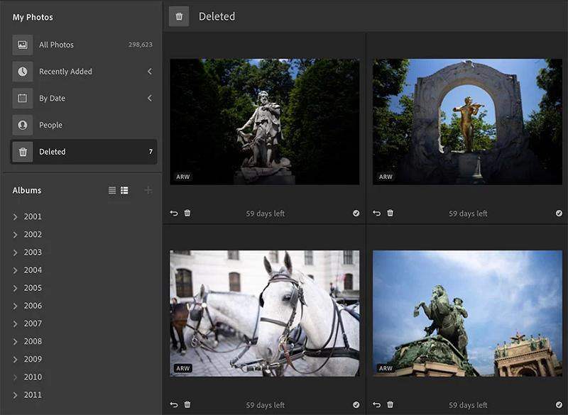 Adobe đăng tải bản cập nhật cho Lightroom: tận dụng hơn nữa sức mạnh của card đồ họa | 50mm Vietnam