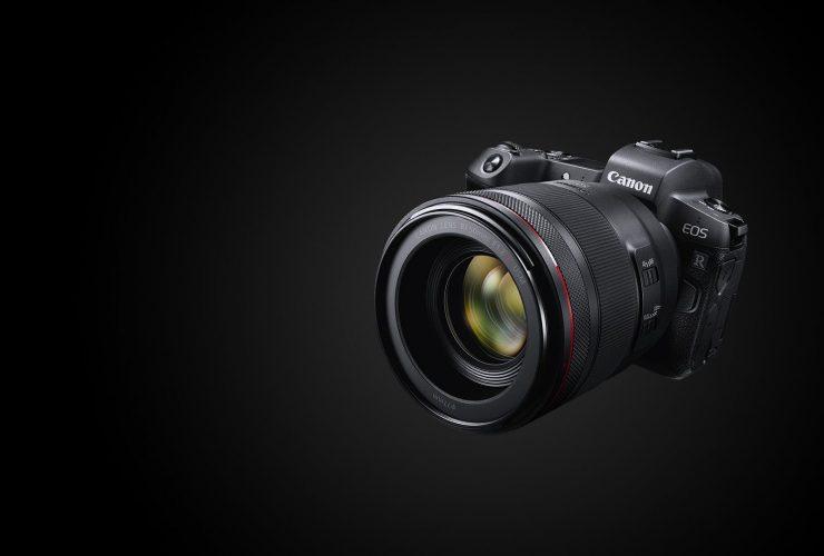 Canon đăng kí bản thiết kế điều khiển AF bằng mắt | 50mm Vietnam