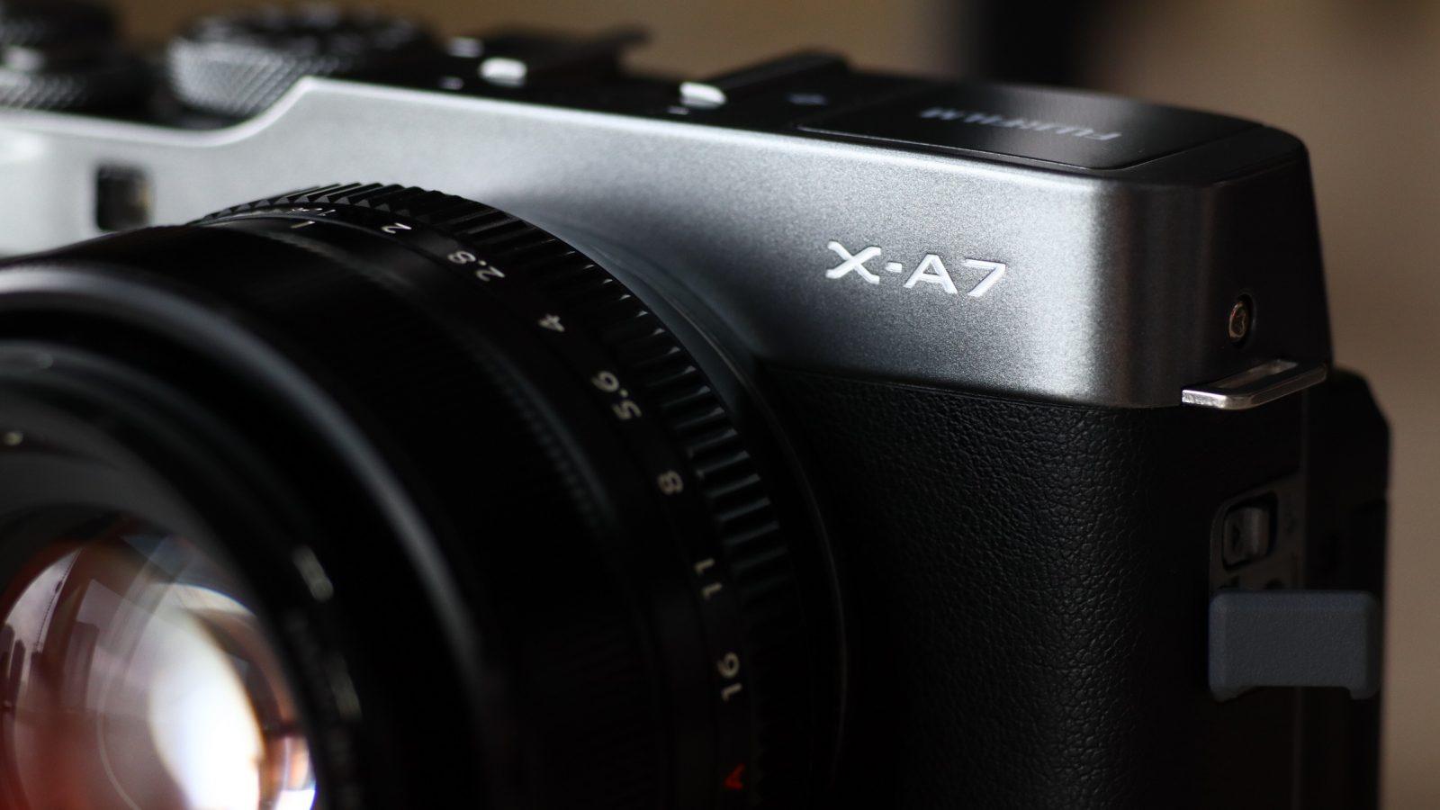 Fujifilm trình làng X-A7: nâng cấp đáng kể từ Fujifilm X-A5 | 50mm Vietnam