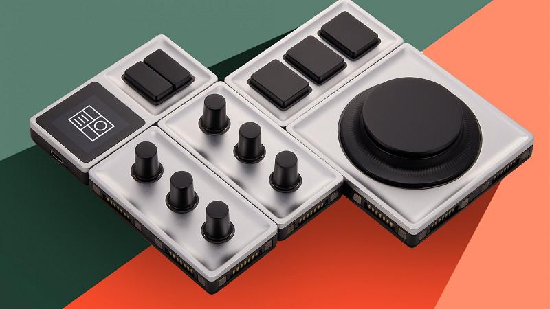 Palette Gear ra mắt Creative Console: bộ thiết bị chỉnh ảnh có thể tháo lắp tùy ý | 50mm Vietnam