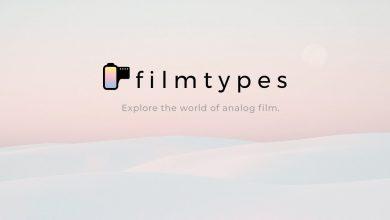 Filmtypes: trang web so sánh cho những người ưa thích màu phim | 50mm Vietnam