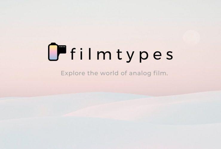 Filmtypes: trang web so sánh cho những người ưa thích màu phim   50mm Vietnam
