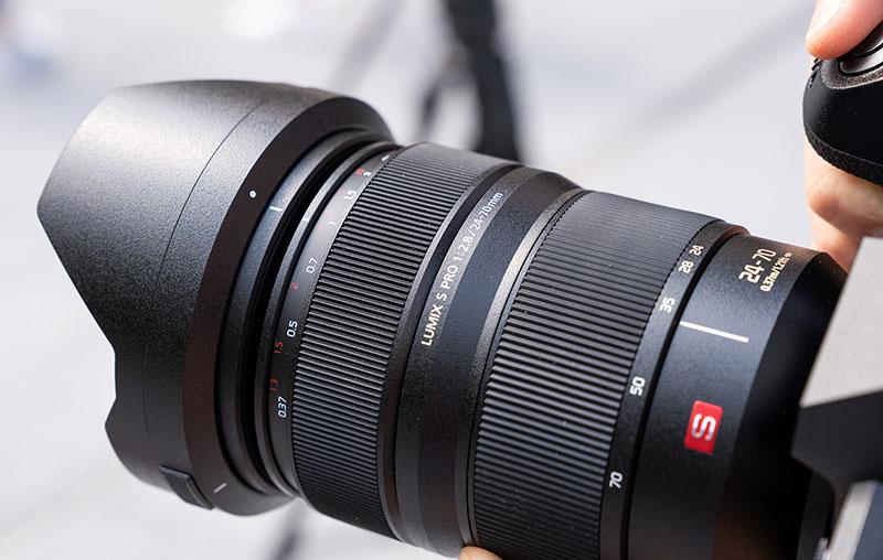 Panasonic Lumix DC S1H: Máy ảnh full frame đầu tiên có thể quay video 6K | 50mm Vietnam