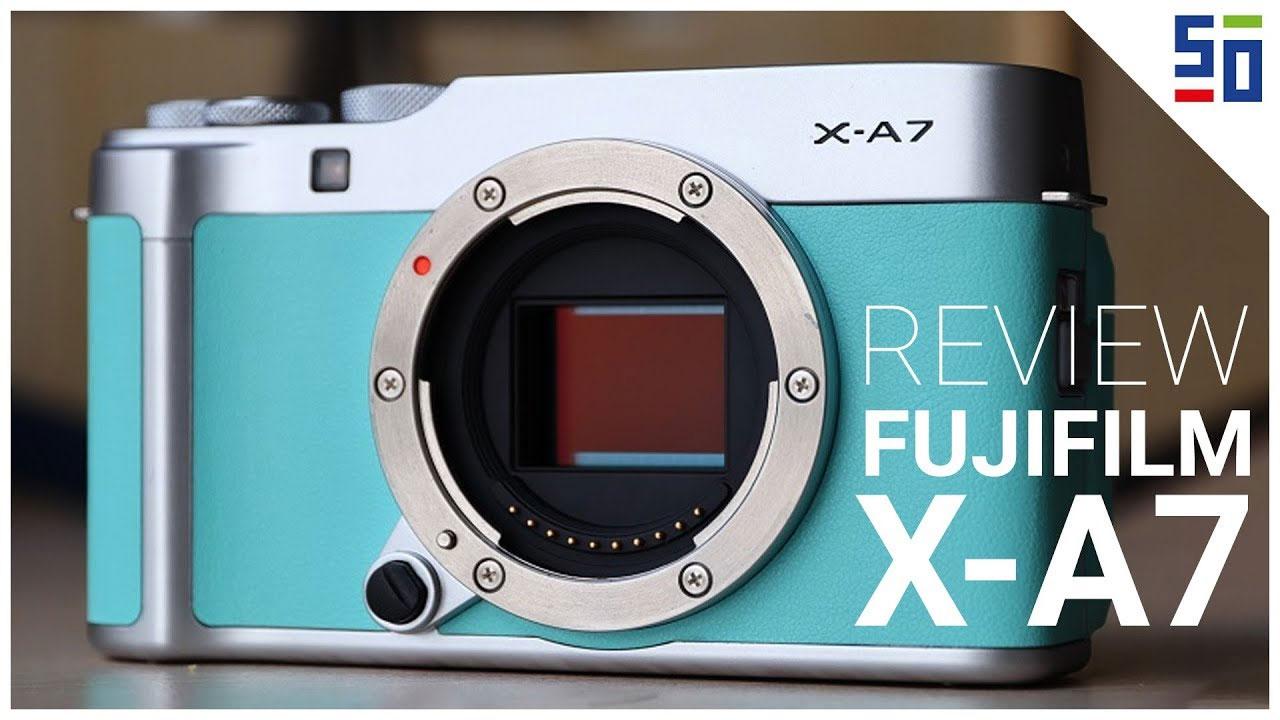 Fujifilm X-A7: Chiếc máy ảnh mới nhất lại còn có nhiều màu lạ nhất