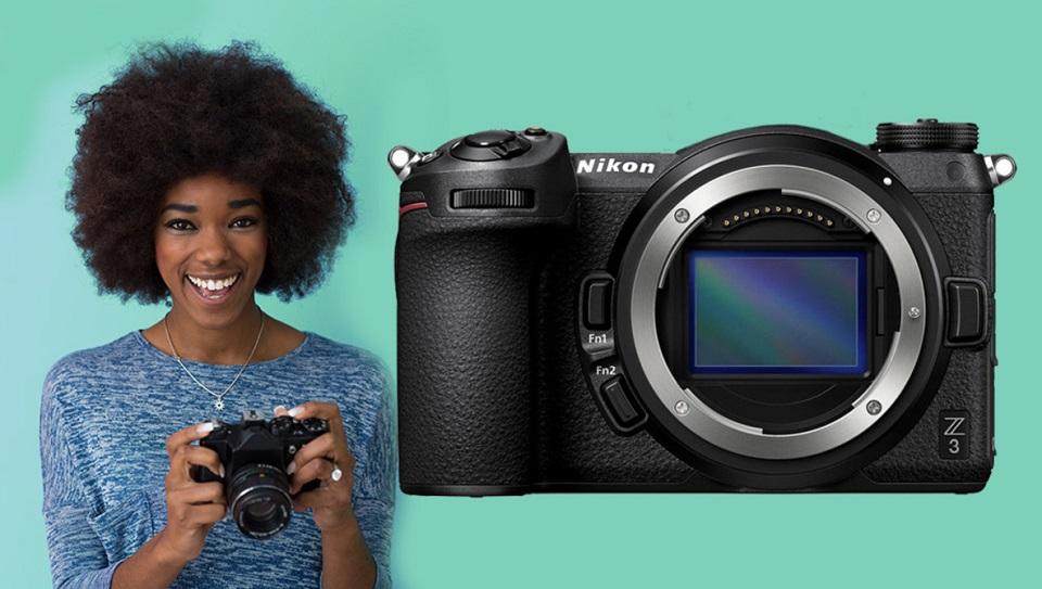 Nikon chuẩn bị ra mắt chiếc Nikon Z50 vào ngày 10/10/2019   50mm Vietnam