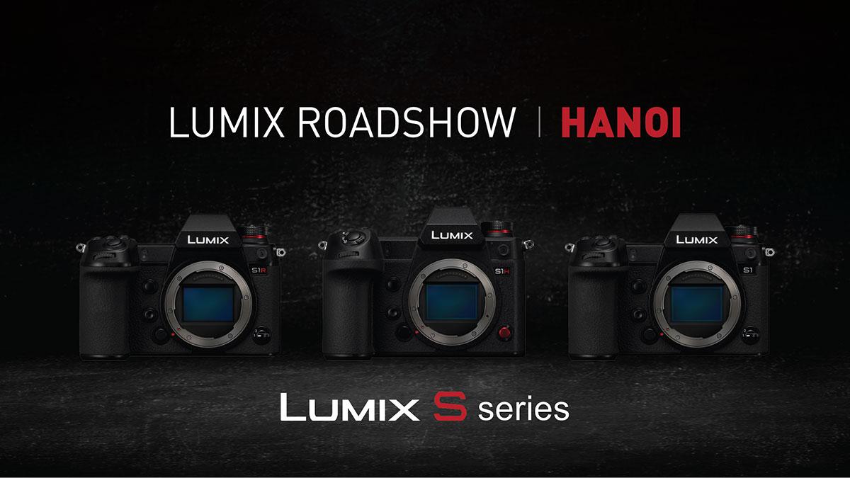 Lumix Roadshow Hà Nội 2019 - Thỏa sức trải nghiệm máy ảnh cùng ban nhạc, booth chụp ảnh cực chất! | 50mm Vietnam