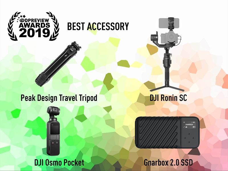 DPreview Award 2019 - Phụ kiện tốt nhất của năm 2019