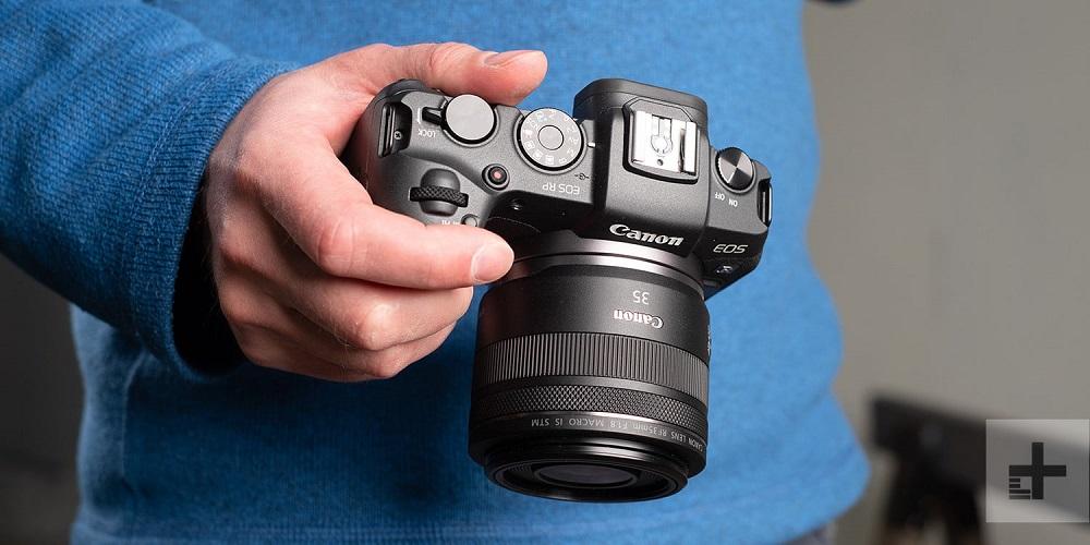 Canon EOS RP được cập nhật firmware 1.4.0: bổ sung khả năng quay video 24p   50mm Vietnam