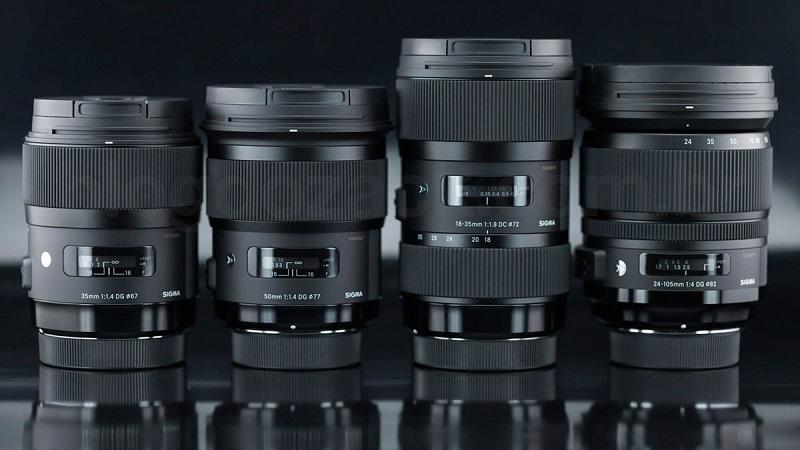 Sigma sắp ra mắt dòng ống kính for cho ngàm Canon RF? | 50mm Vietnam
