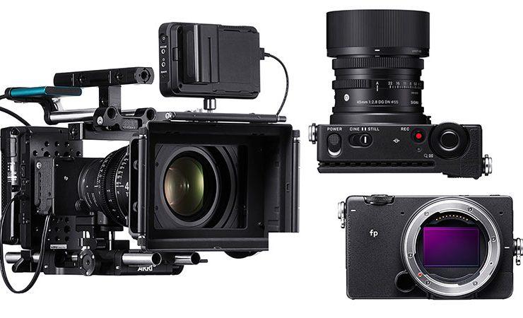 Sigma xác nhận sẽ có Log và ghi video RAW trên Sigma fp nhờ firmware mới | 50mm Vietnam