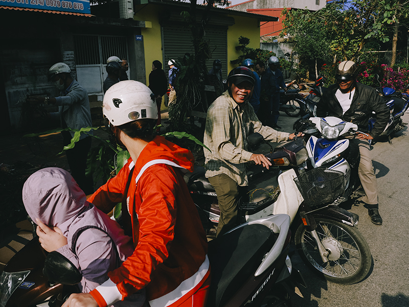 Trải nghiệm nhiếp ảnh đường phố cùng Panasonic Lumix GX9