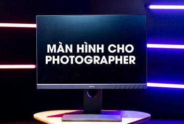 BenQ Photovue SW240 - Màn hình máy tính cho dân Nhiếp ảnh | Gear Review